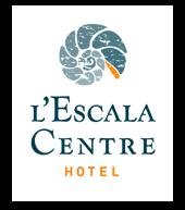 Logo Hotel L'Escala Centre